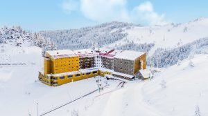Dorukkaya Ski Mountain Resort Hotel